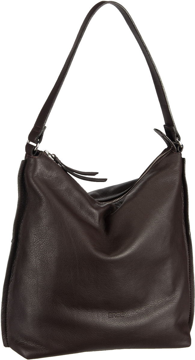 Bree Toulouse 4 Dark Brown Handtasche