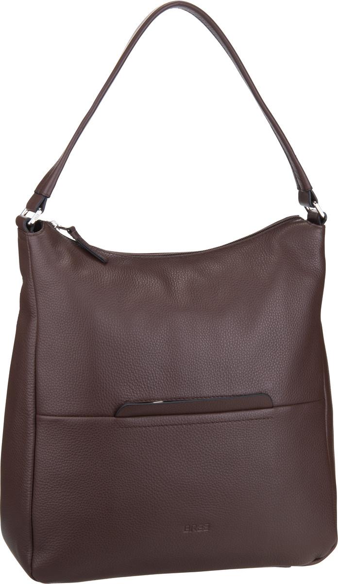 Türkendorf Angebote Bree Faro 5 Dark Brown - Handtasche