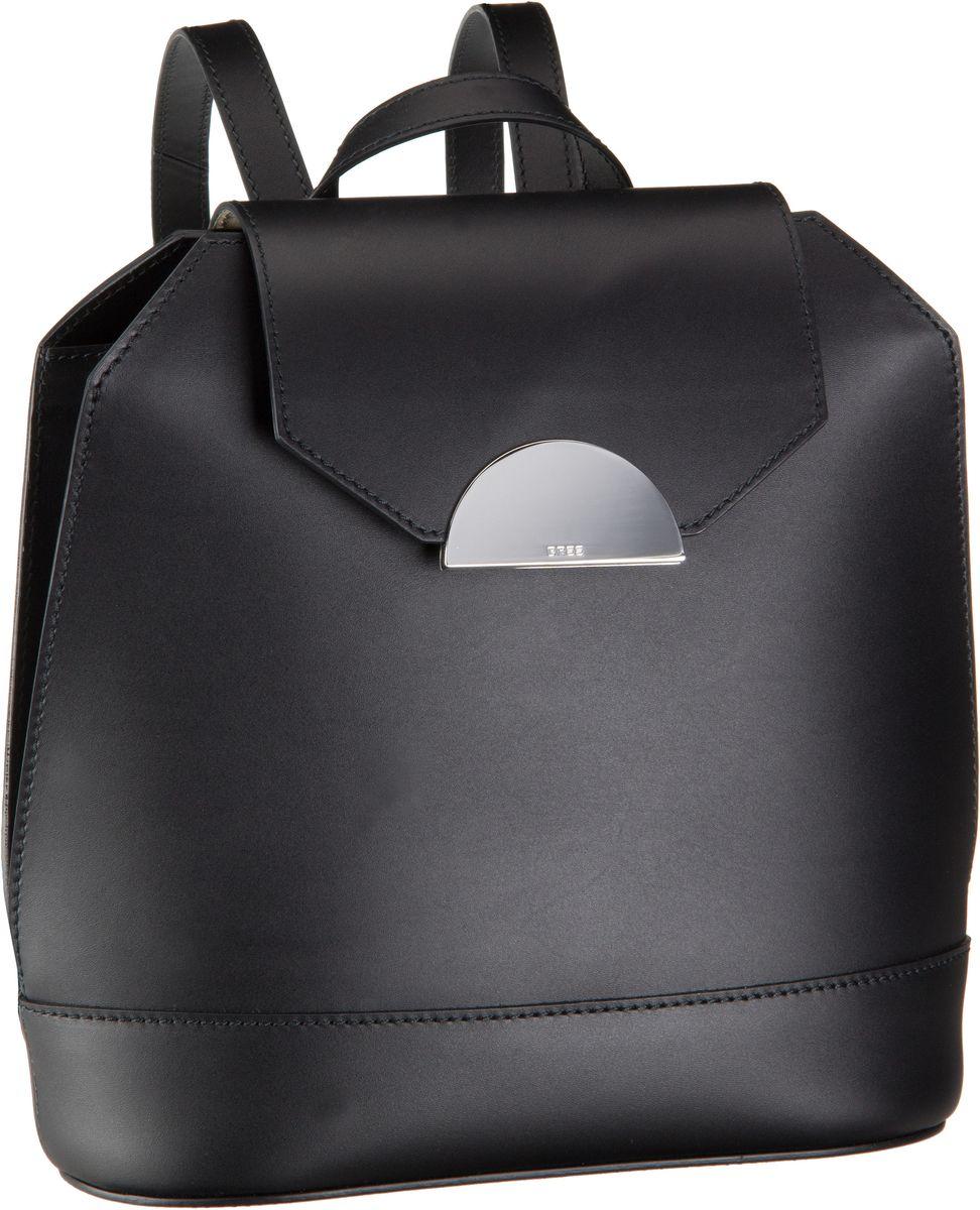 Bree Cambridge 10 Black - Rucksack / Daypack Sale Angebote Frauendorf