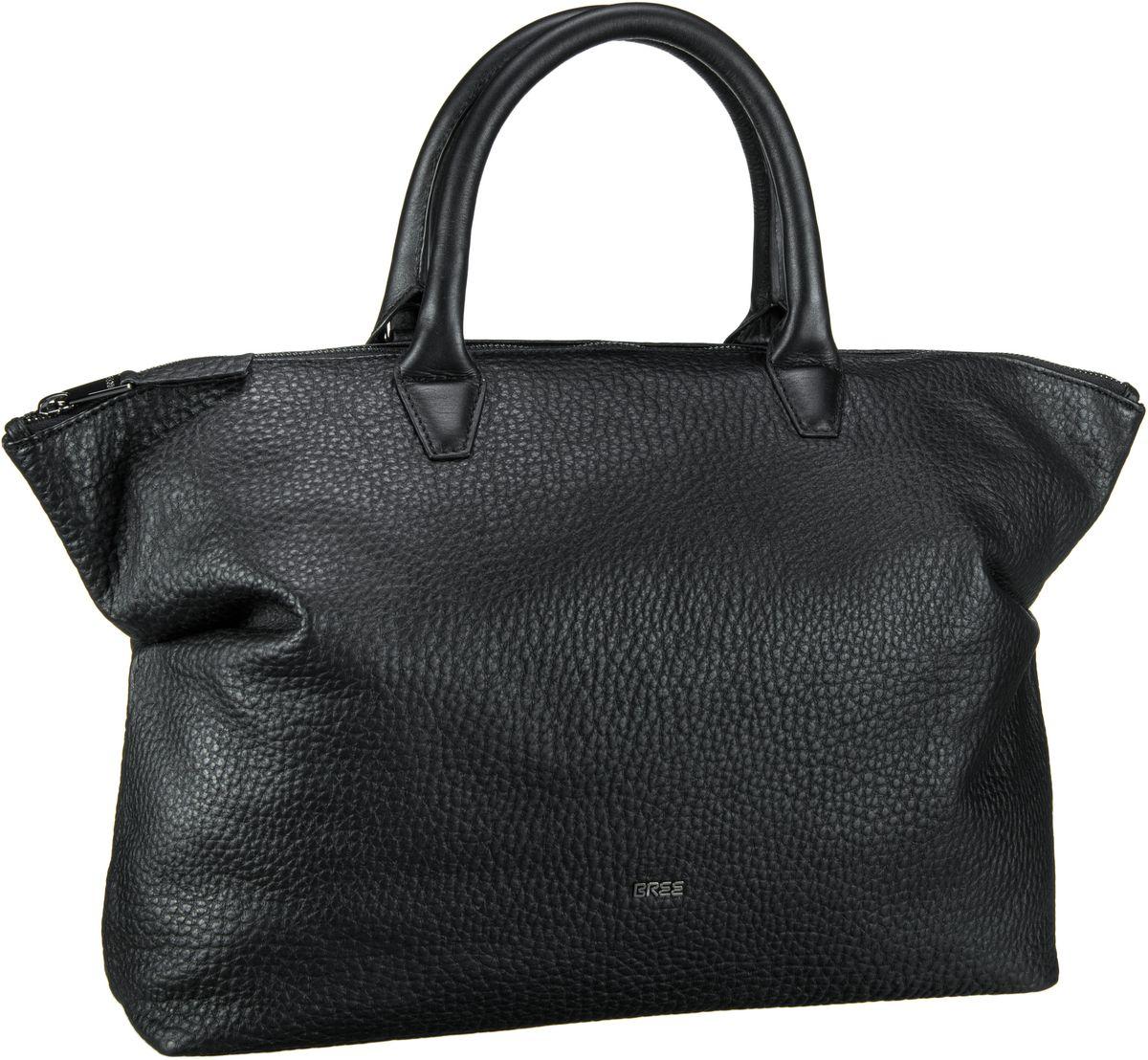 Handtasche Icon Bag Black