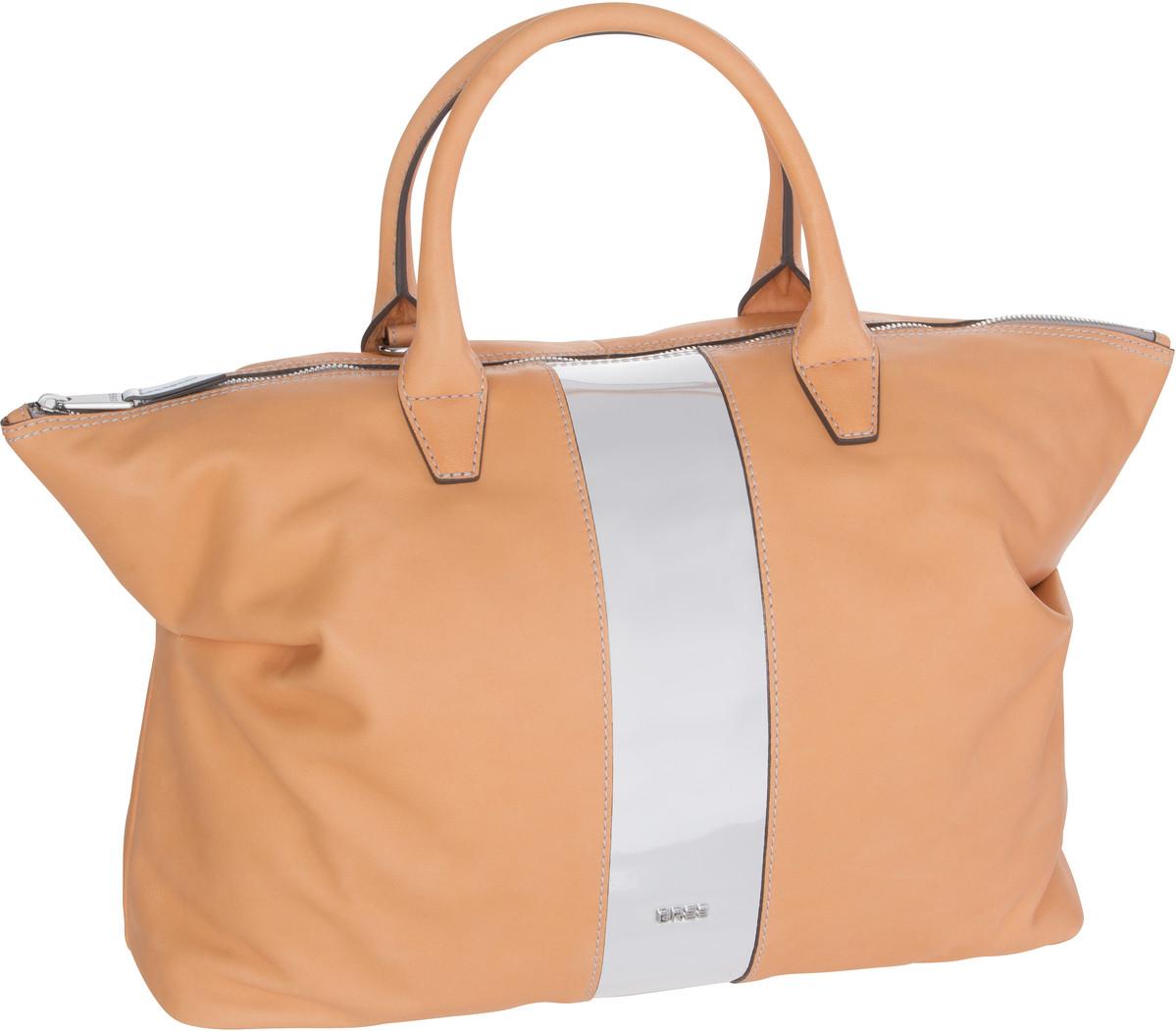 Bree Icon Bag Silver Nature/Silver - Handtasche Sale Angebote Haasow