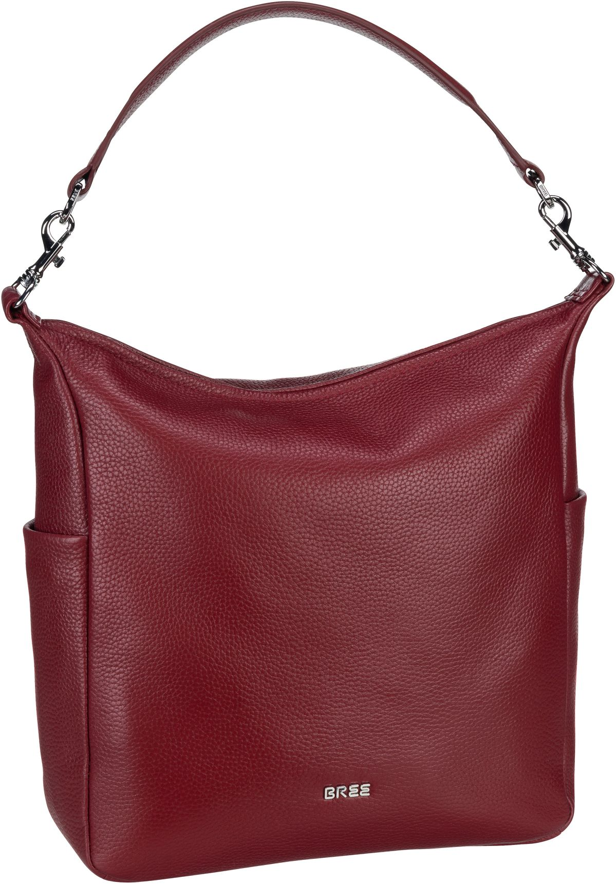 Handtasche Nola 10 Dark Red