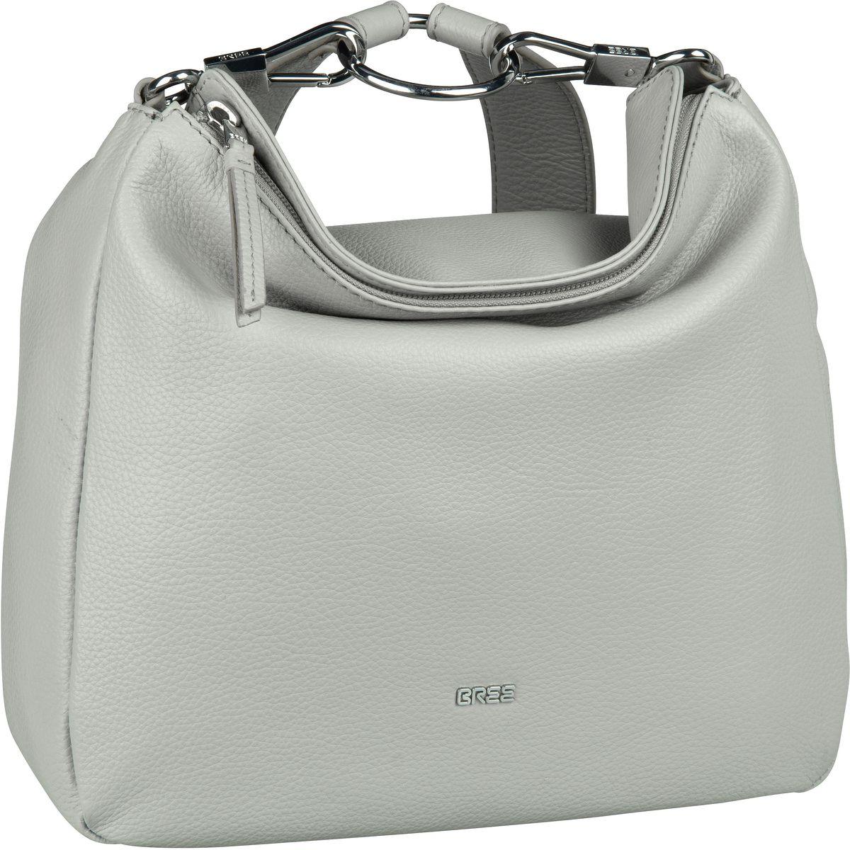 Rucksaecke für Frauen - Bree Rucksack Daypack Lia 9 Chinchilla  - Onlineshop Taschenkaufhaus