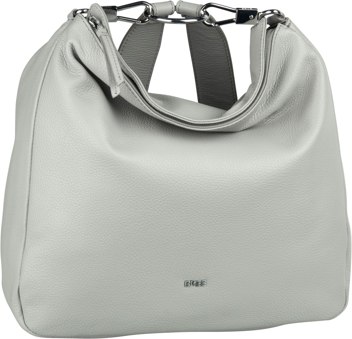 Rucksaecke für Frauen - Bree Rucksack Daypack Lia 10 Chinchilla  - Onlineshop Taschenkaufhaus