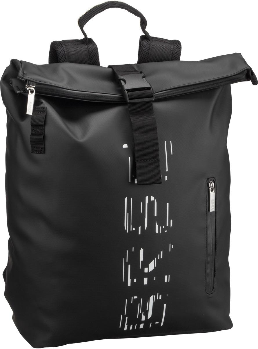 Rucksack / Daypack Punch Print 713 Black/White