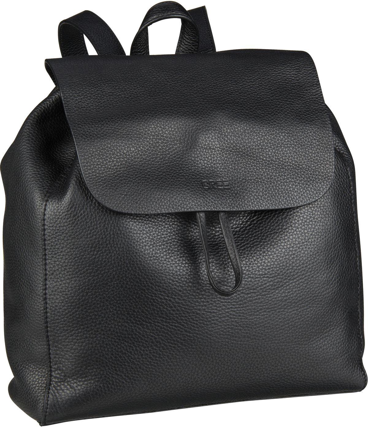 Rucksack / Daypack Justine 3 Black (11 Liter)