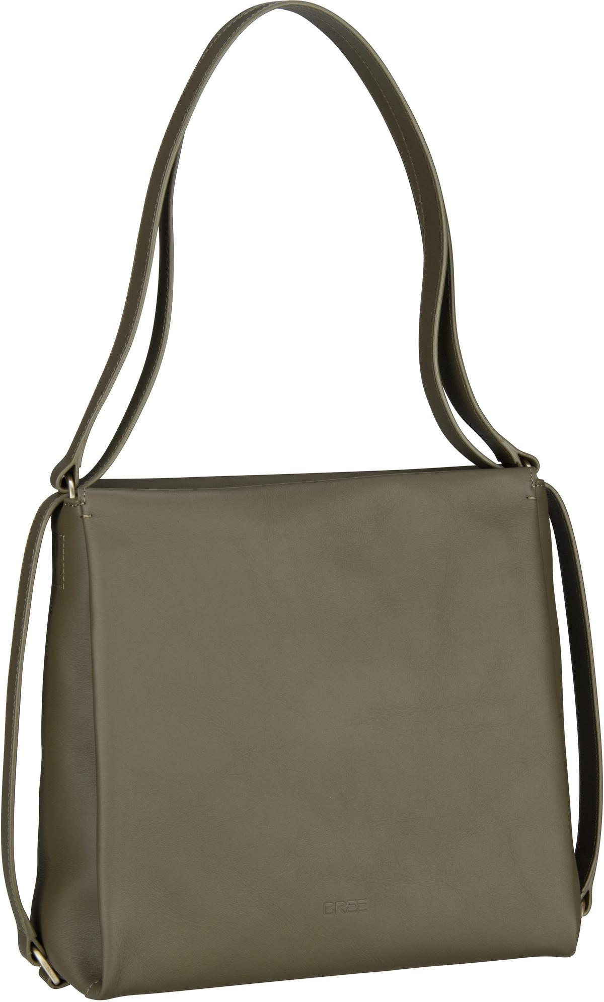 Handtasche Pure 6 Olive