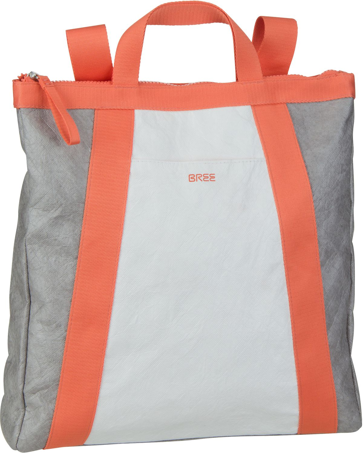 Rucksack / Daypack Vary 5 Grey/White/Sunset (10 Liter)