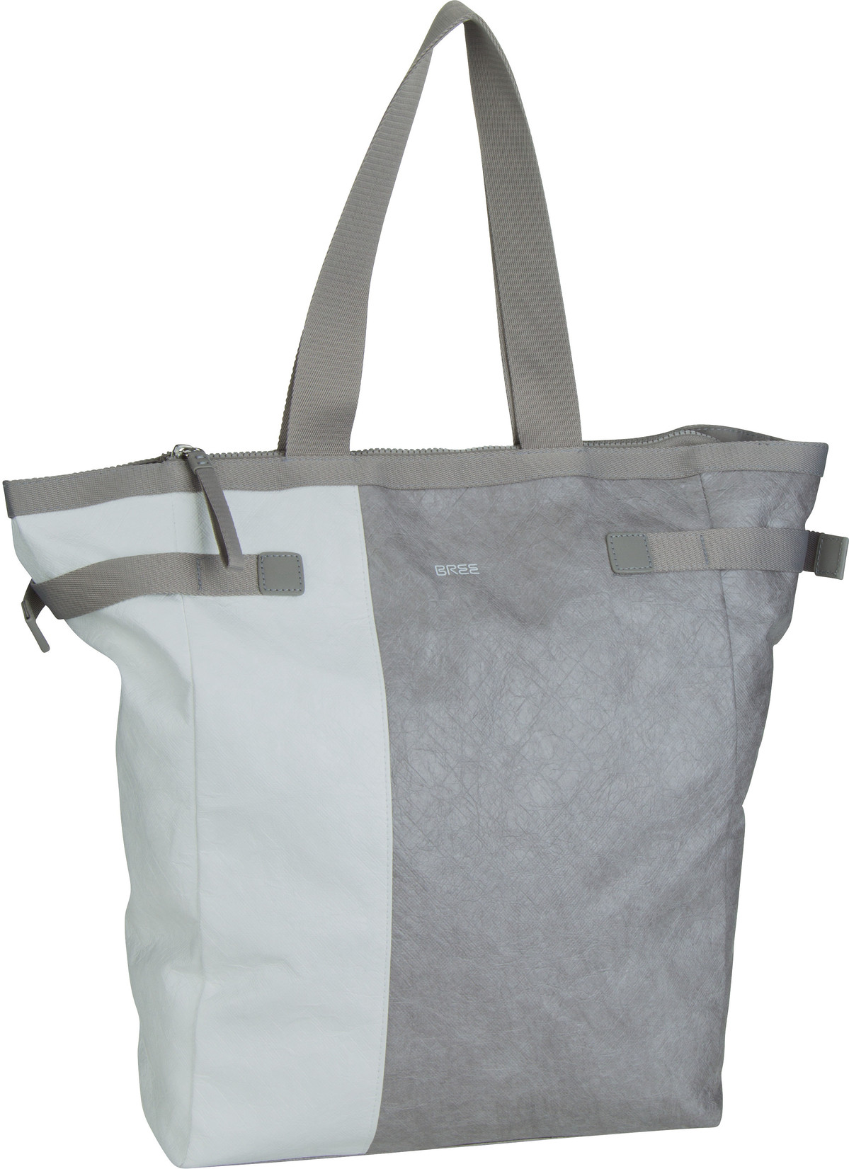 Handtasche Vary 6 Grey/White (13 Liter)