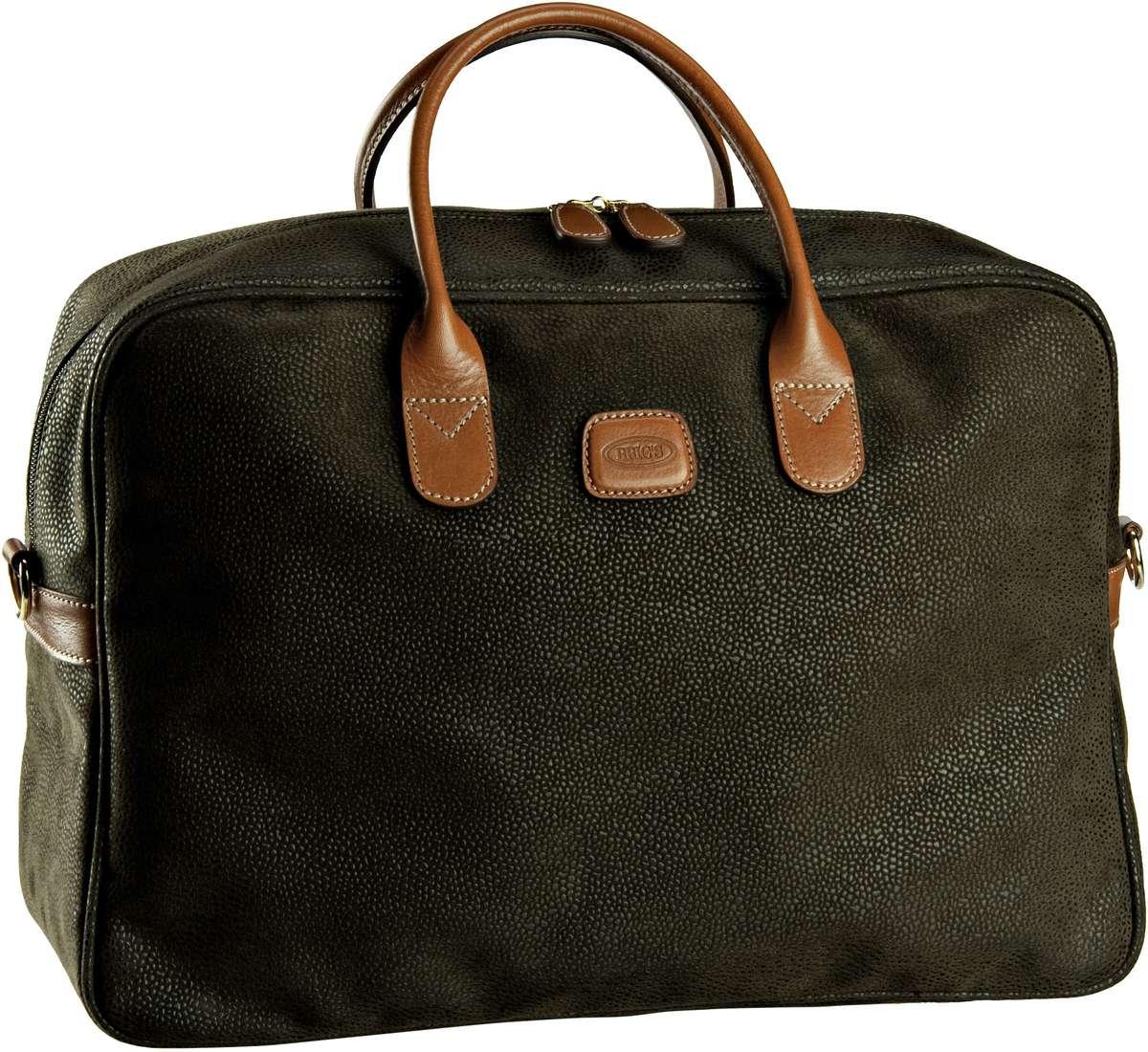 's Handtasche Life Businesstasche Olivegrün