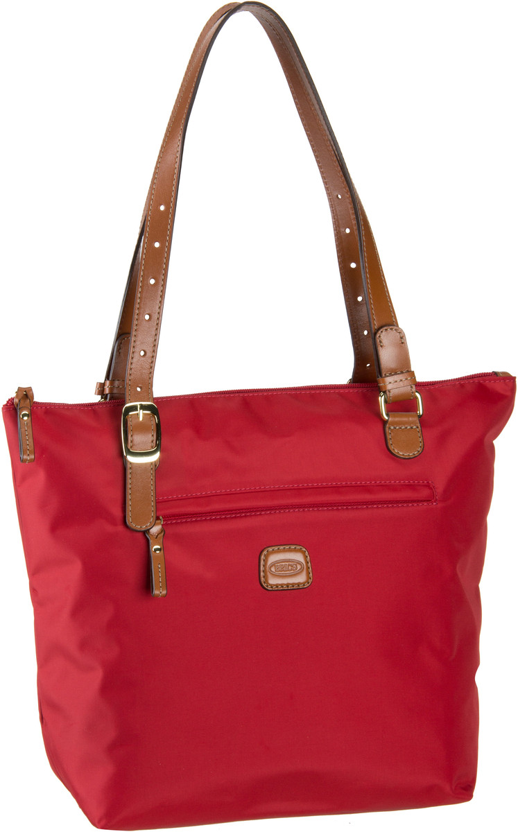 Bric´s X-Bag Shopping 26 Rosso - Handtasche
