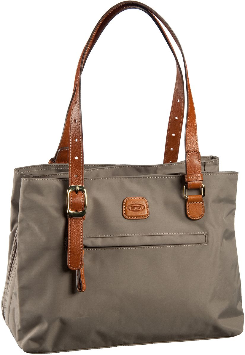 Bric´s X-Bag Shopping 32 Taupe - Handtasche