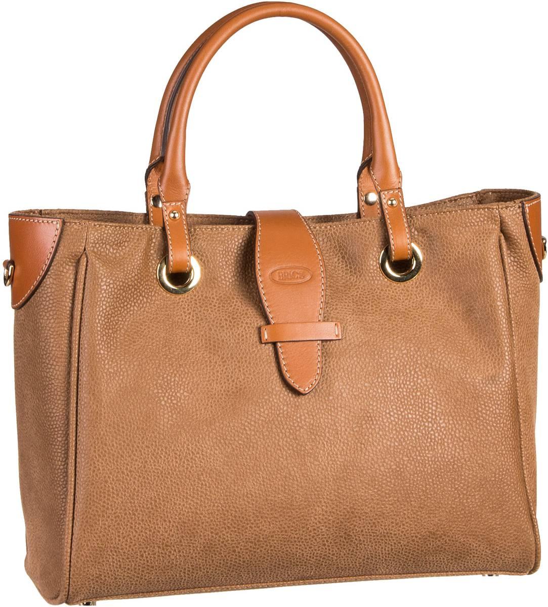 Handtasche Life Damentasche 3652 Camel Bric's KMiwg