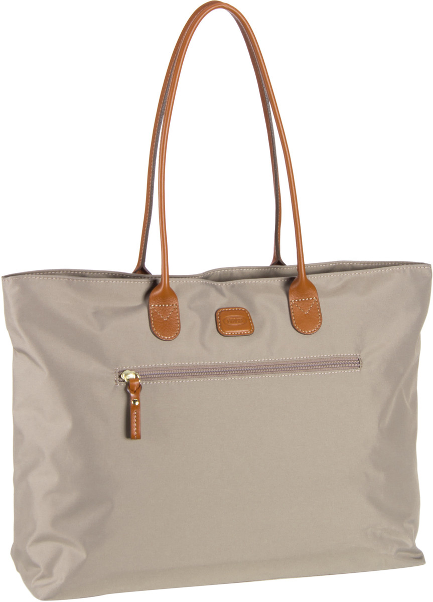 Bric´s X-Travel Shopping 38 Dove Grey - Noteboo...