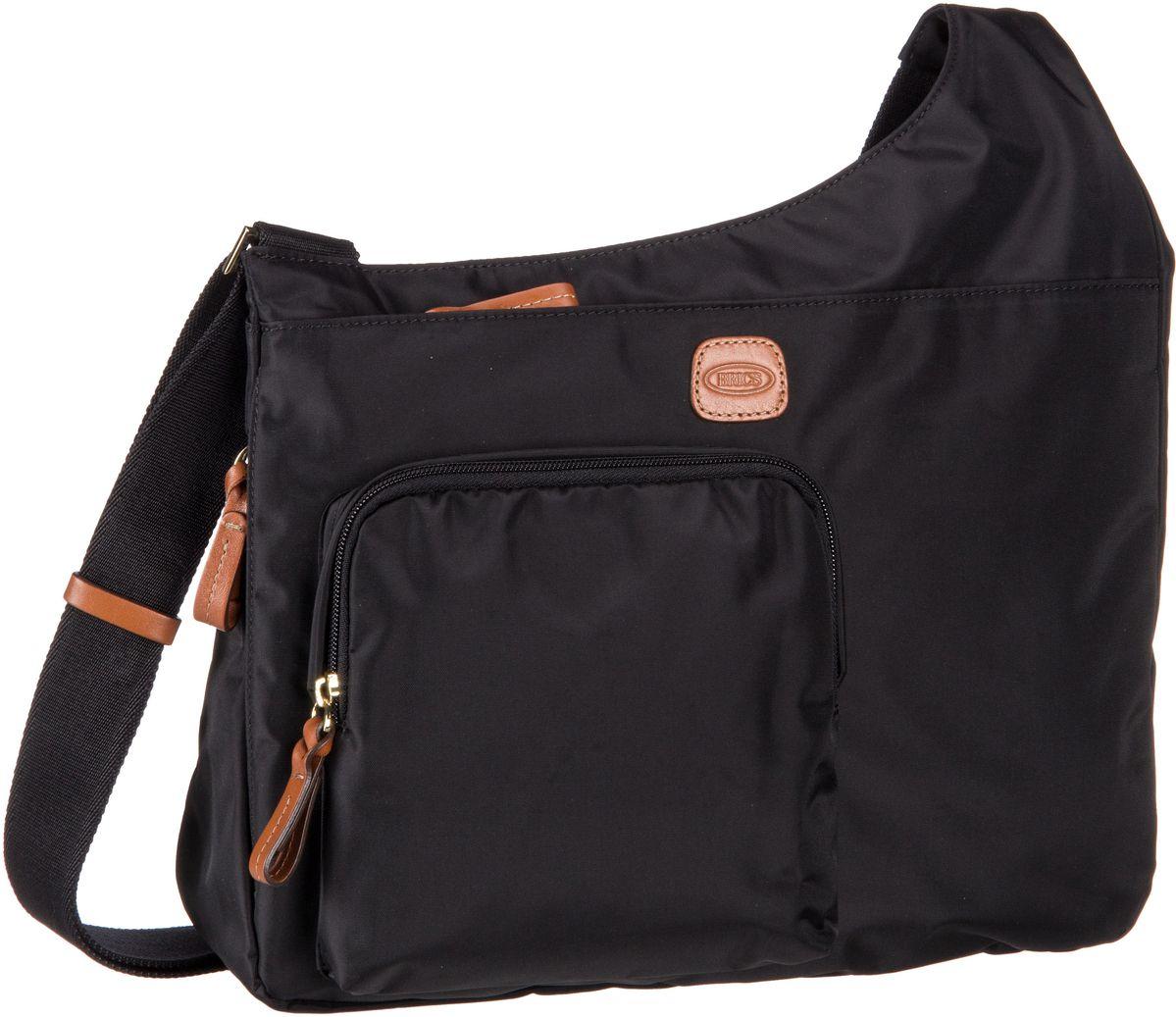's Umhängetasche X-Bag Damentasche 42732 Nero