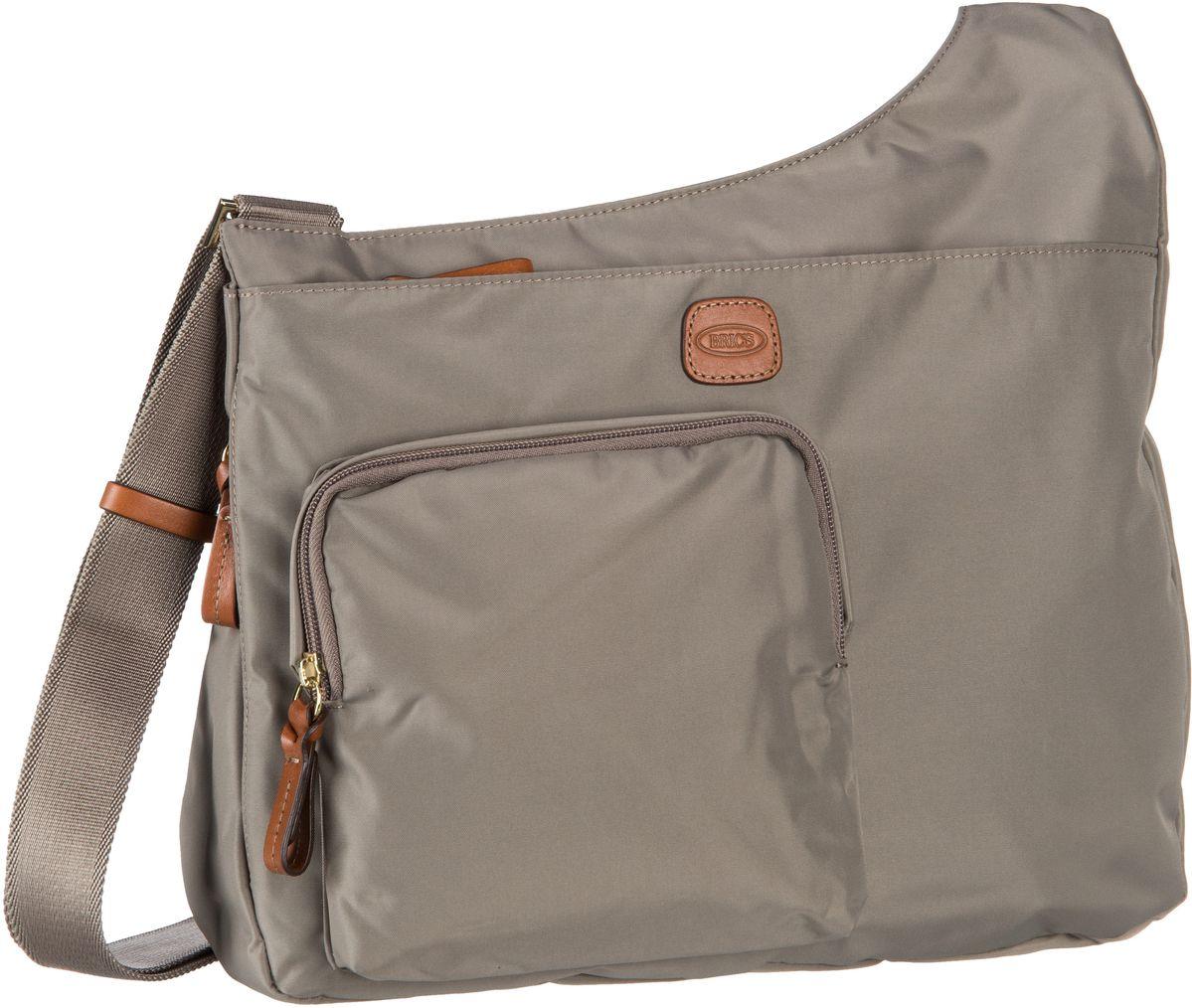 's Umhängetasche X-Bag Damentasche 42732 Tortora