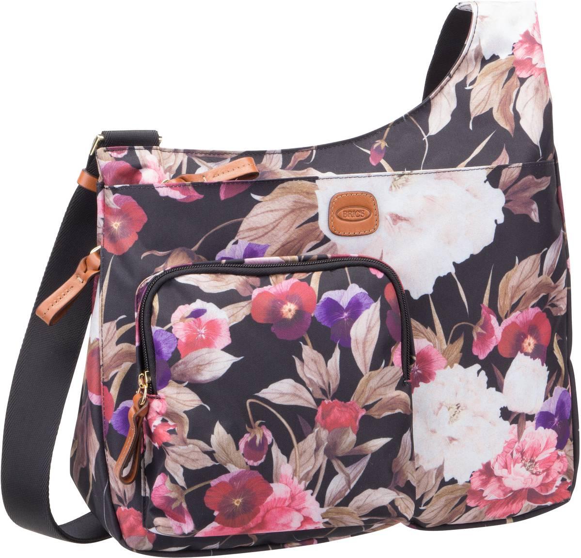's Umhängetasche X-Bag Damentasche 42732 Blumen