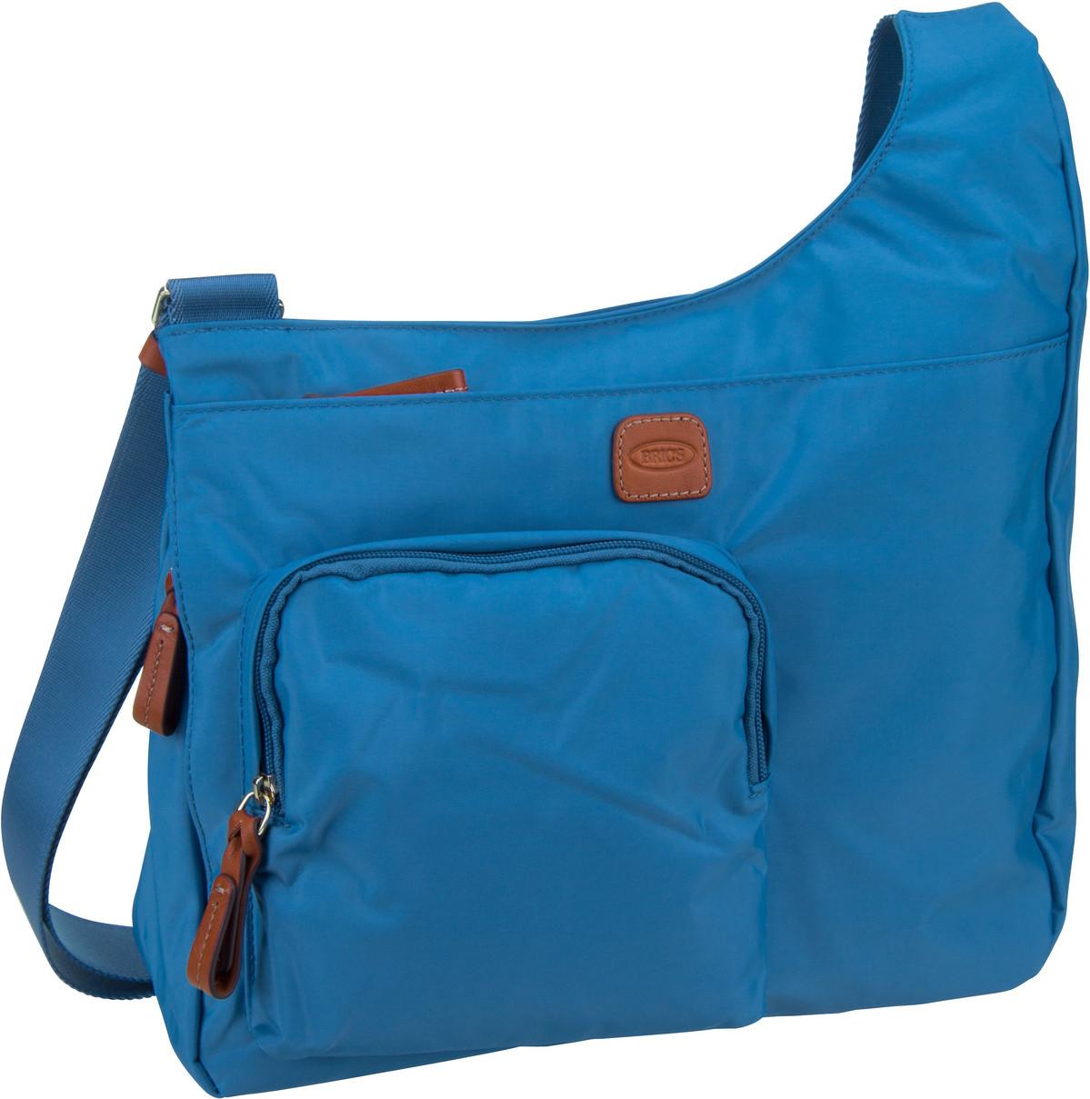 's Umhängetasche X-Bag Damentasche 42732 Kobalt