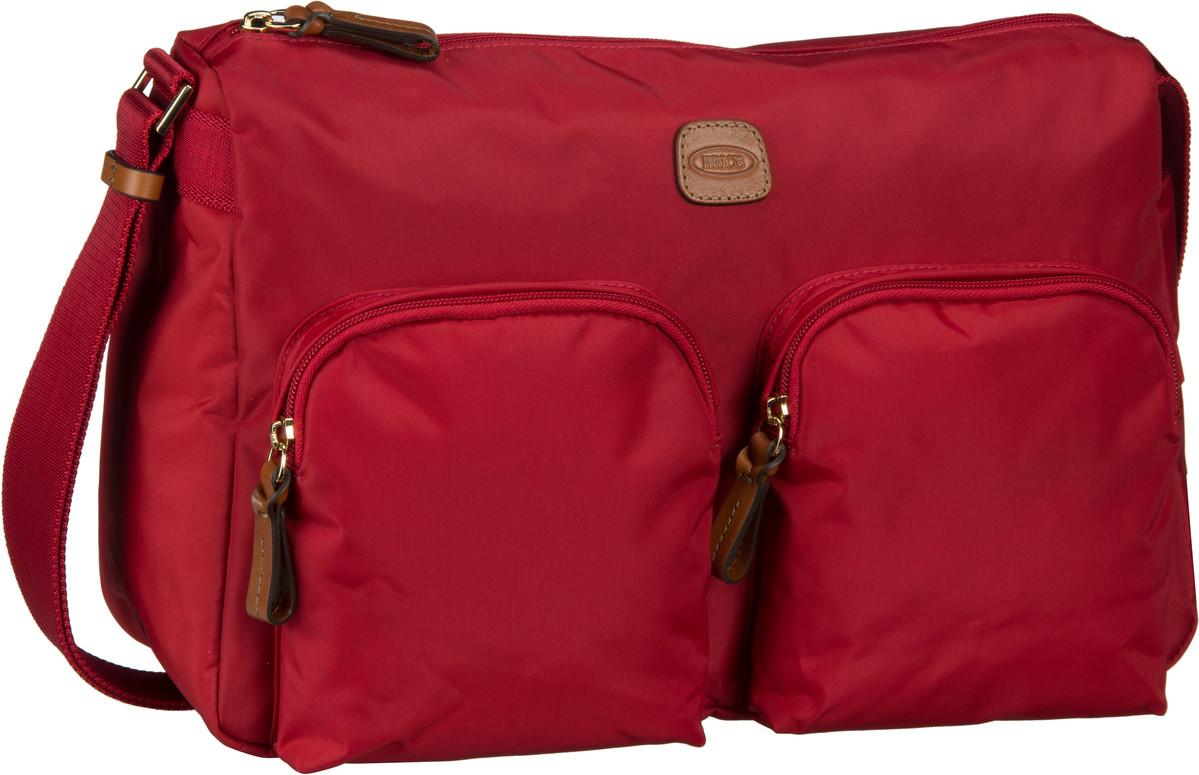 's Umhängetasche X-Bag Messenger 42745 Rosso