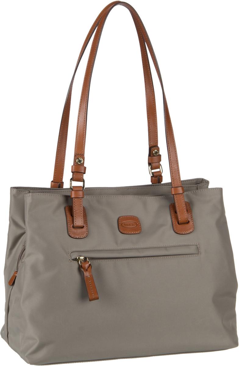 Handtasche X-Bag Shopper 45072 Tortora Bric's Nlw7x2c