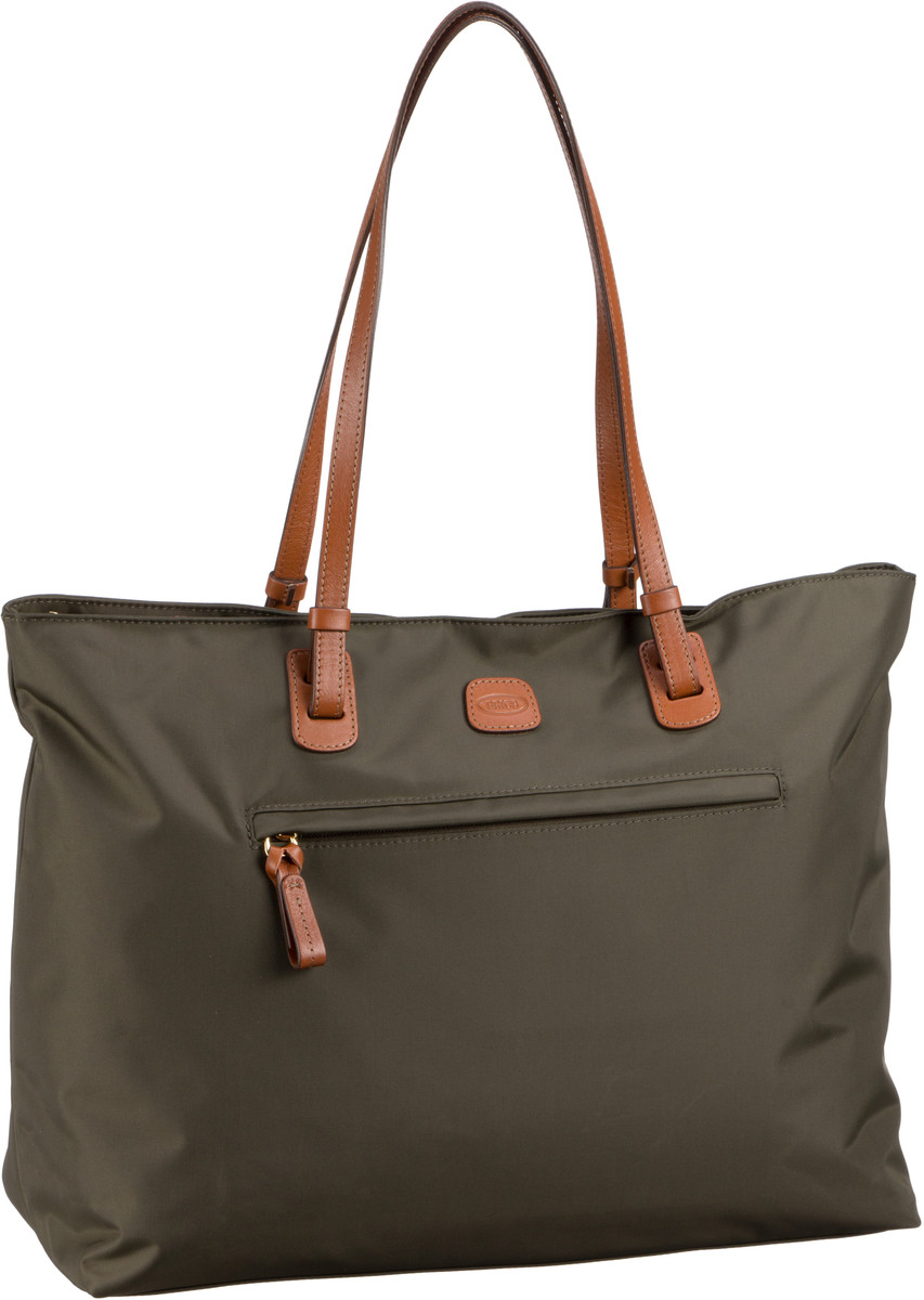 's Handtasche X-Travel Shopper 43348 Oliva