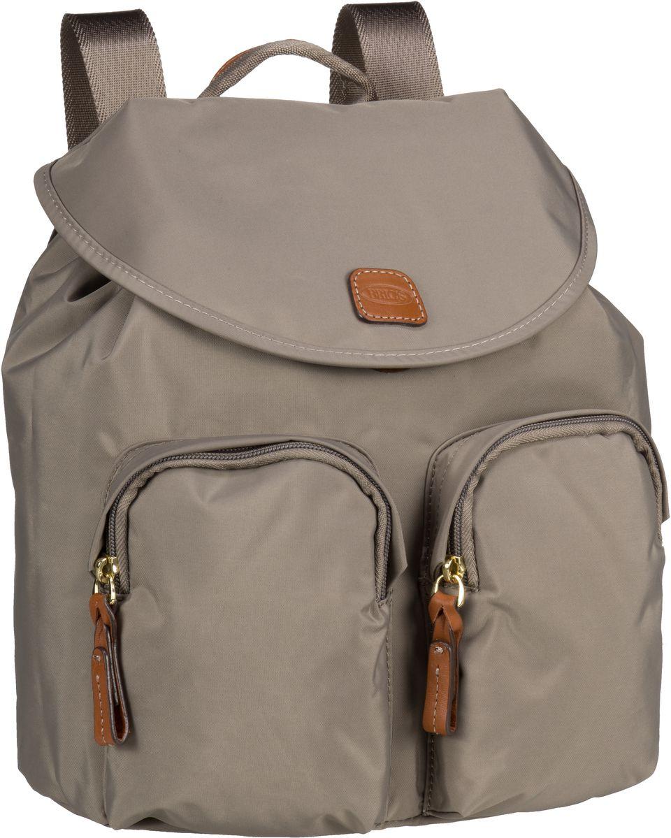 Rucksaecke für Frauen - Bric's Rucksack Daypack X Travel Rucksack 43754 Tortora  - Onlineshop Taschenkaufhaus