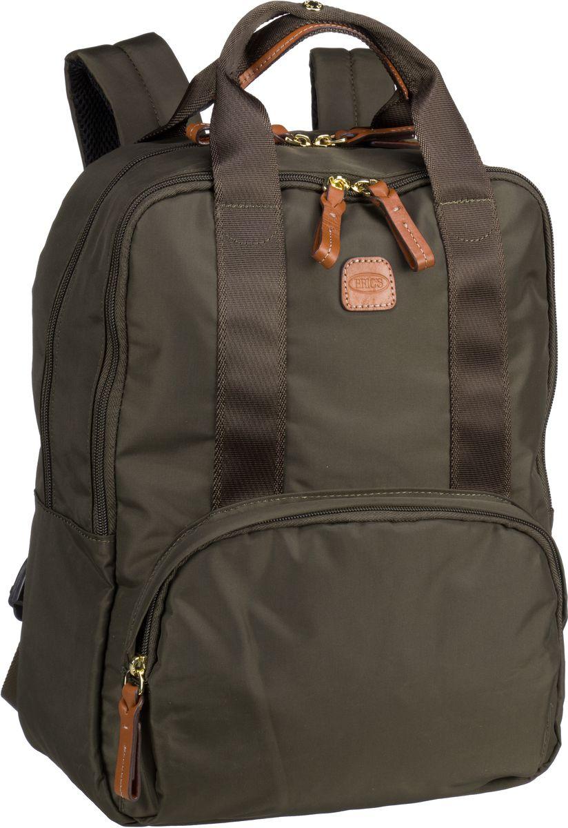 's Laptoprucksack X-Travel Rucksack 43756 Oliva
