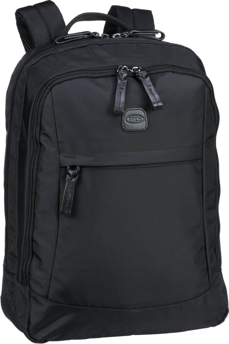 's Laptoprucksack X-Travel Rucksack 44649 Nero/Nero