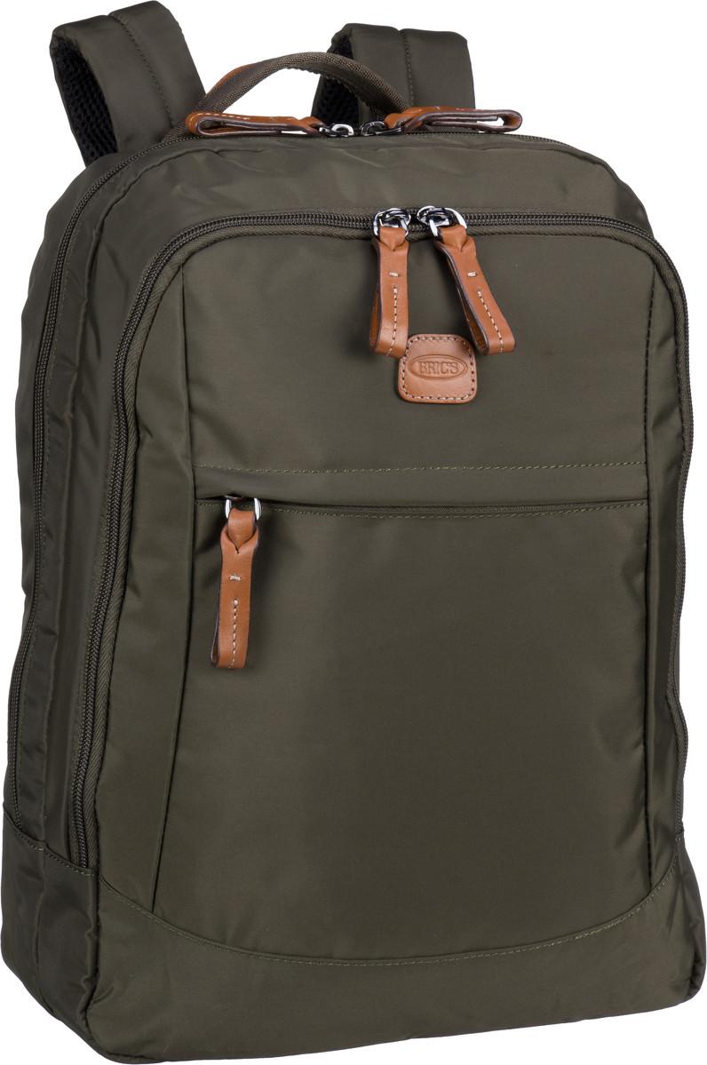 's Laptoprucksack X-Travel Rucksack 44649 Oliva