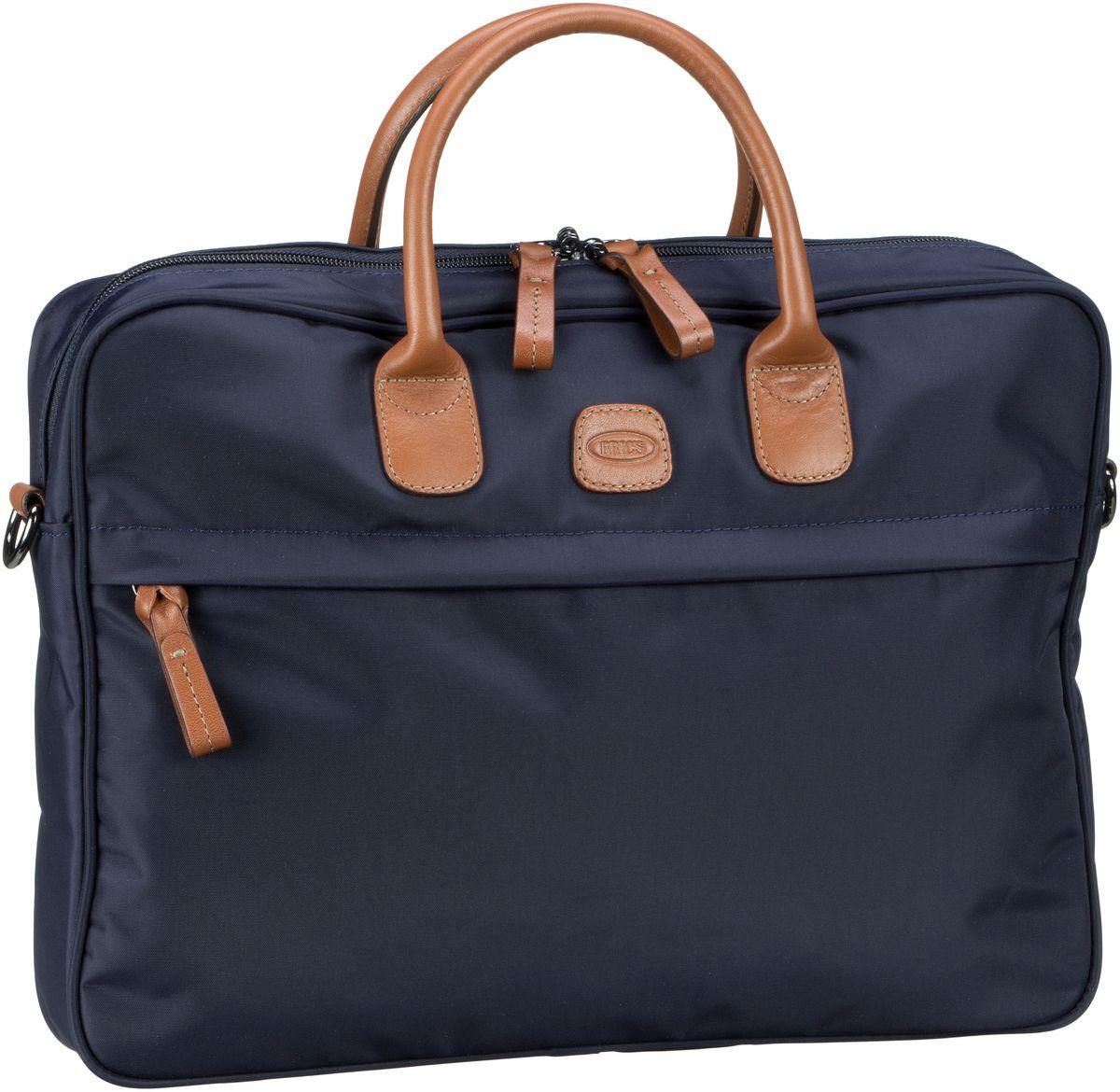 Businesstaschen für Frauen - Bric's Aktenmappe X Travel Aktenmappe 45124 Oceano  - Onlineshop Taschenkaufhaus
