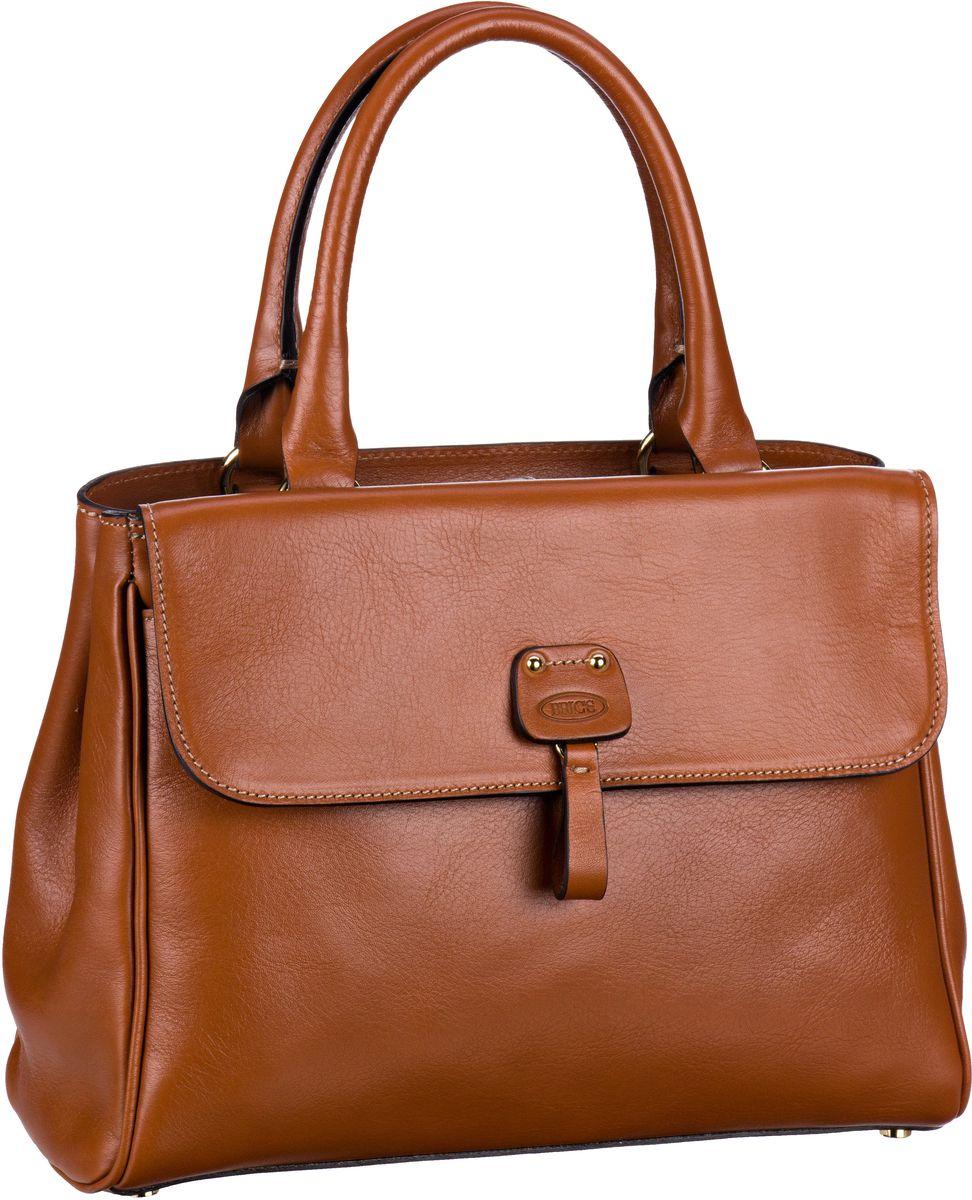 's Handtasche Life Pelle Damentasche 3655 Cuoio