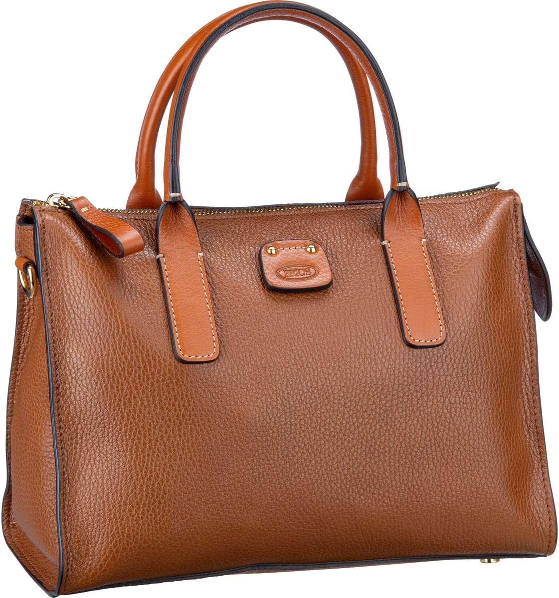 's Handtasche Duomo Damentasche 3299 Cognac