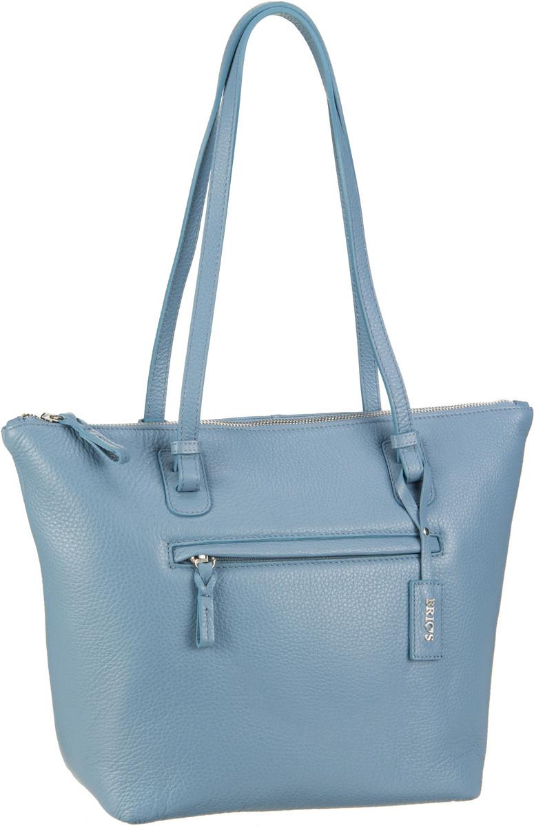 Bric´s X-Bag Pelle Shopping 5071 Azzurro - Hand...