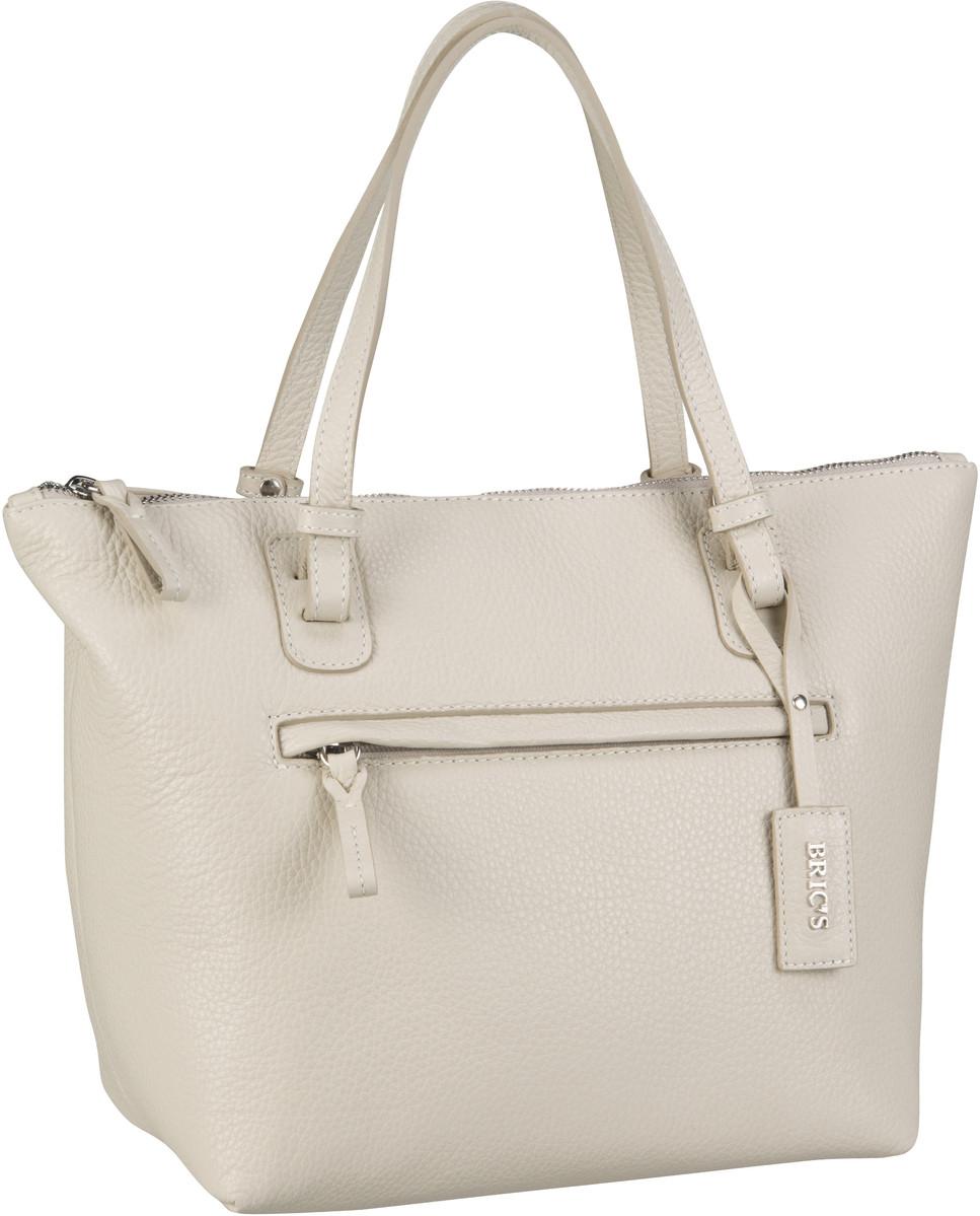Bric´s Handtasche X-Bag Pelle Shopping 5072 Creme