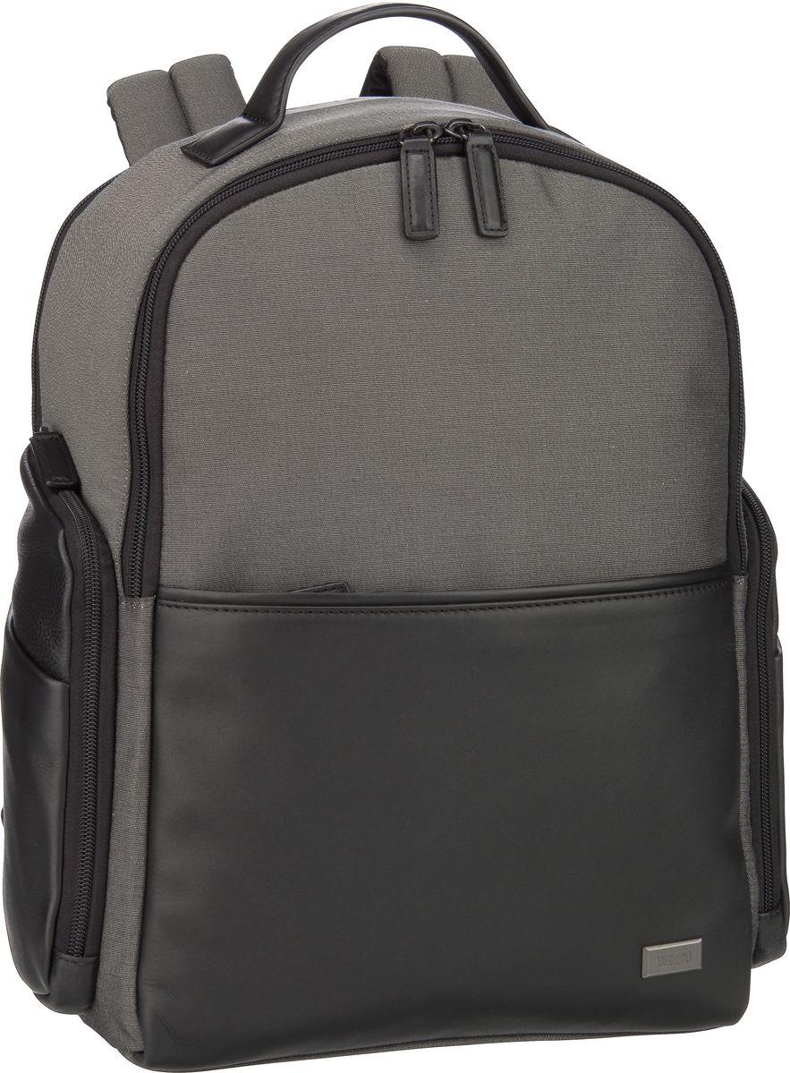 Laptoprucksack Monza Business-Rucksack 7702 Grigio/Nero