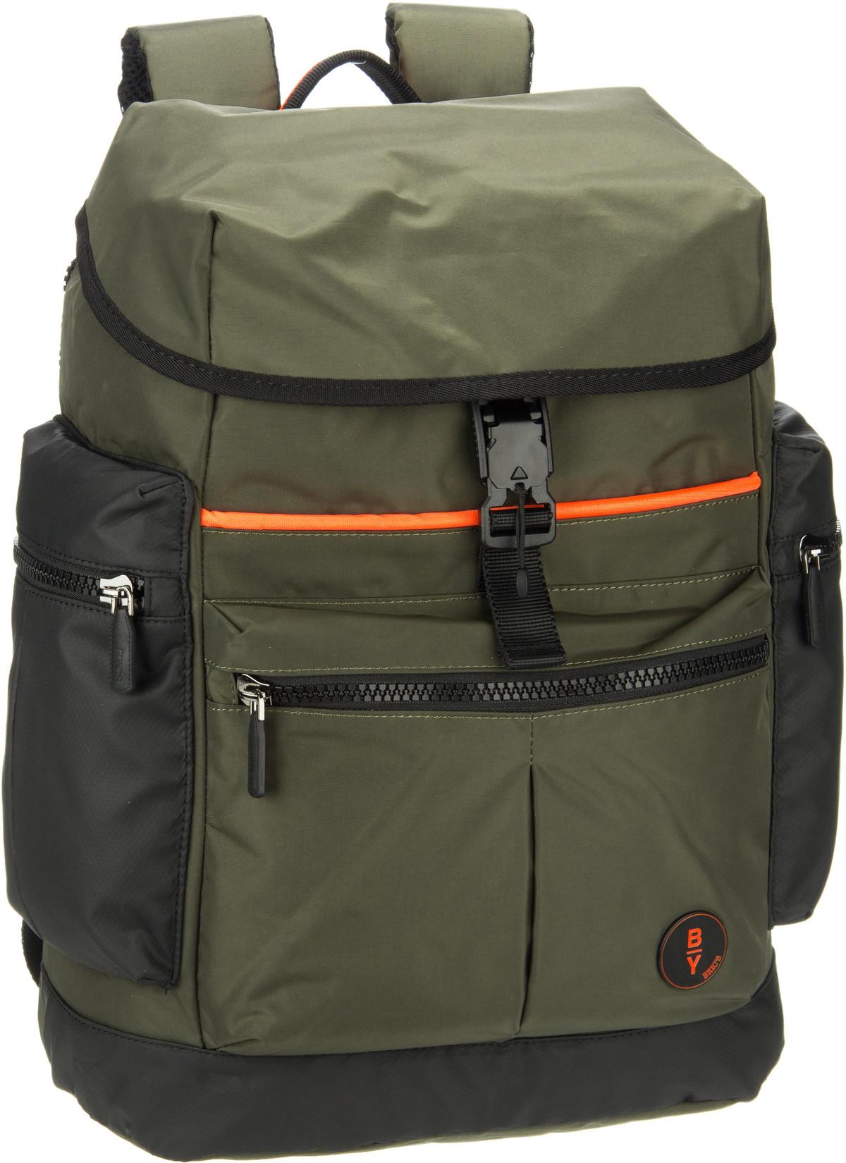 's Rucksack / Daypack Eolo 4495 Oliva