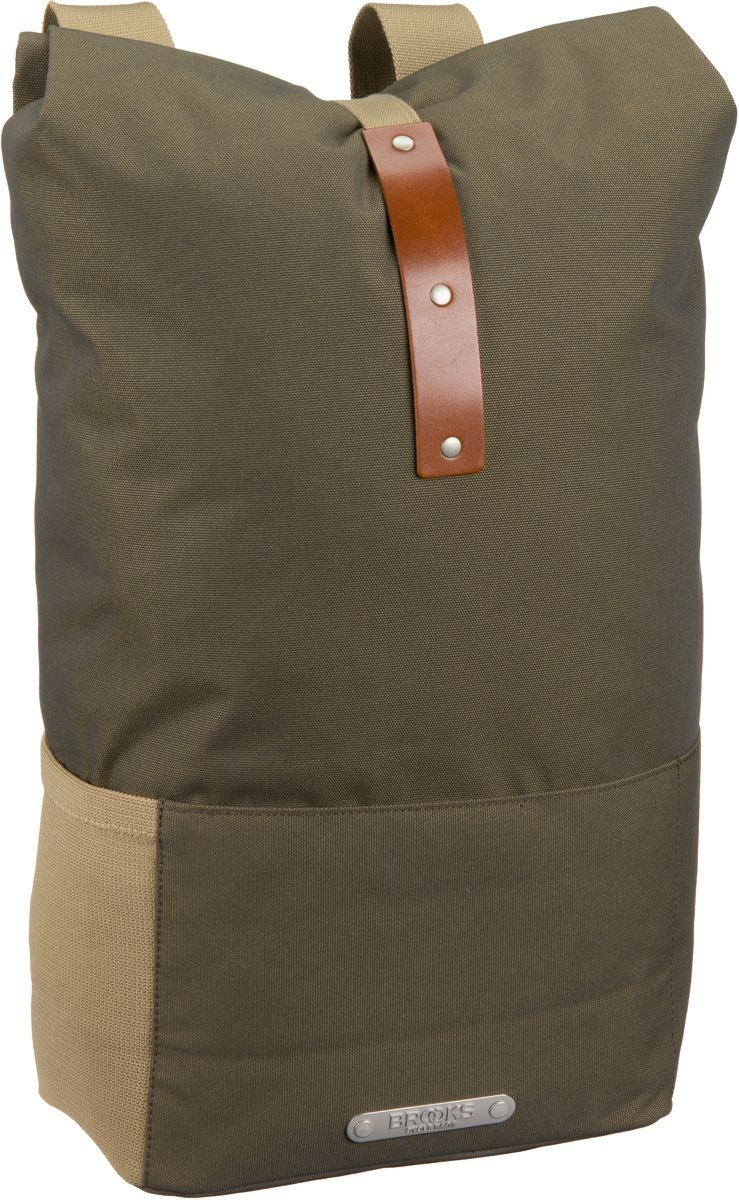 Laptoprucksack Hackney Backpack Green Fleck (24 Liter)