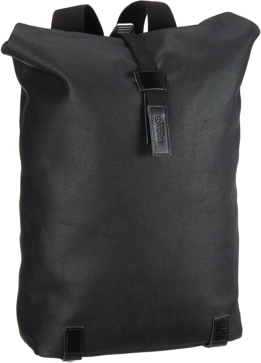 Laptoprucksack Pickwick Backpack Black (26 Liter)
