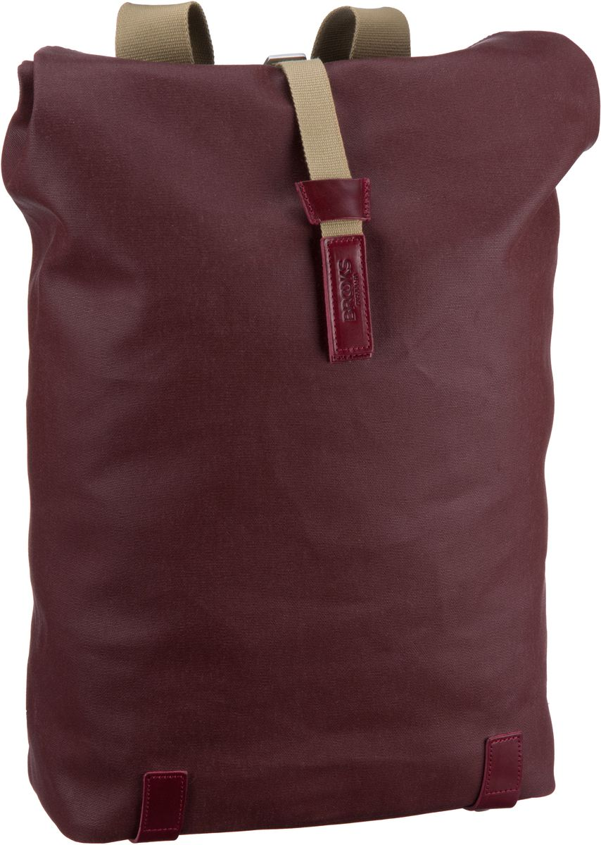 Laptoprucksack Pickwick Backpack Chianti (26 Liter)