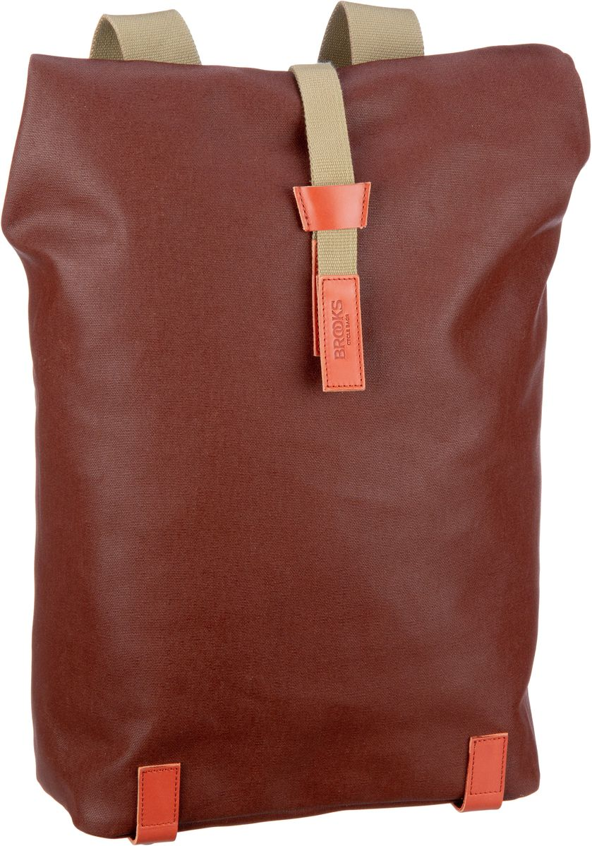 Laptoprucksack Pickwick Backpack Rust (26 Liter)
