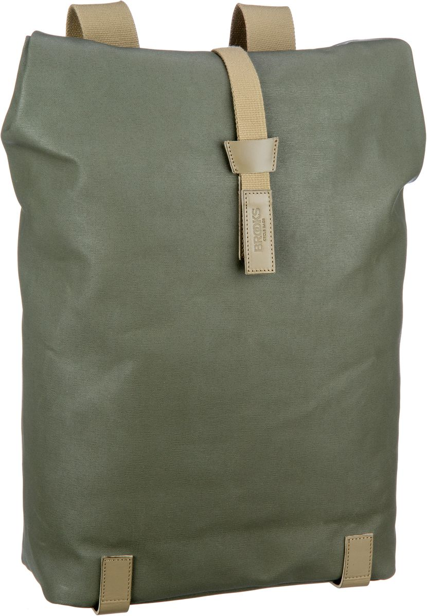 Laptoprucksack Pickwick Backpack Sage Green (26 Liter)