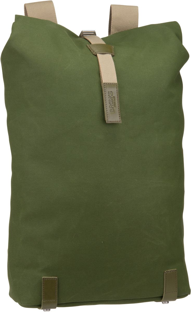 Laptoprucksack Pickwick Backpack Hay Green (26 Liter)
