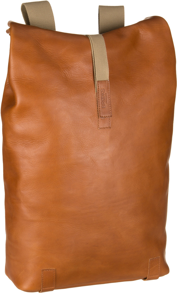 Laptoprucksack Pickwick Cult Leather Cognac (26 Liter)