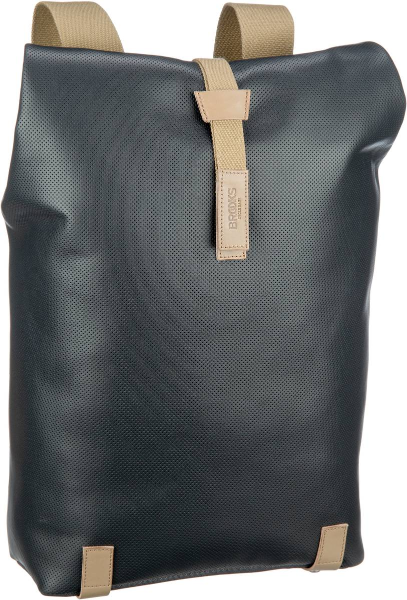 Laptoprucksack Pickwick Reflective Leather Slate (26 Liter)