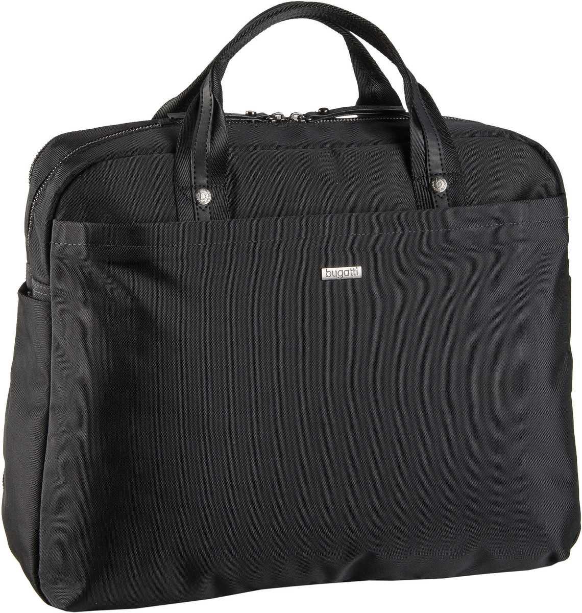 Contratempo Business Bag Large Schwarz