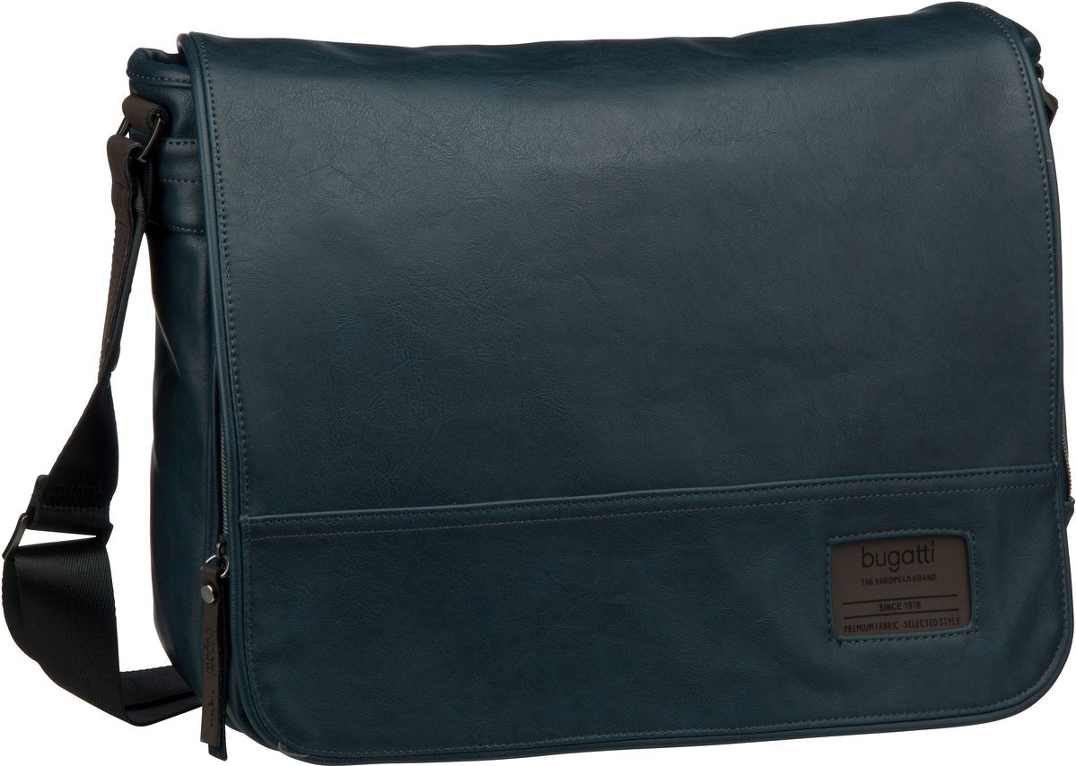 Moto D Messenger Bag Blau
