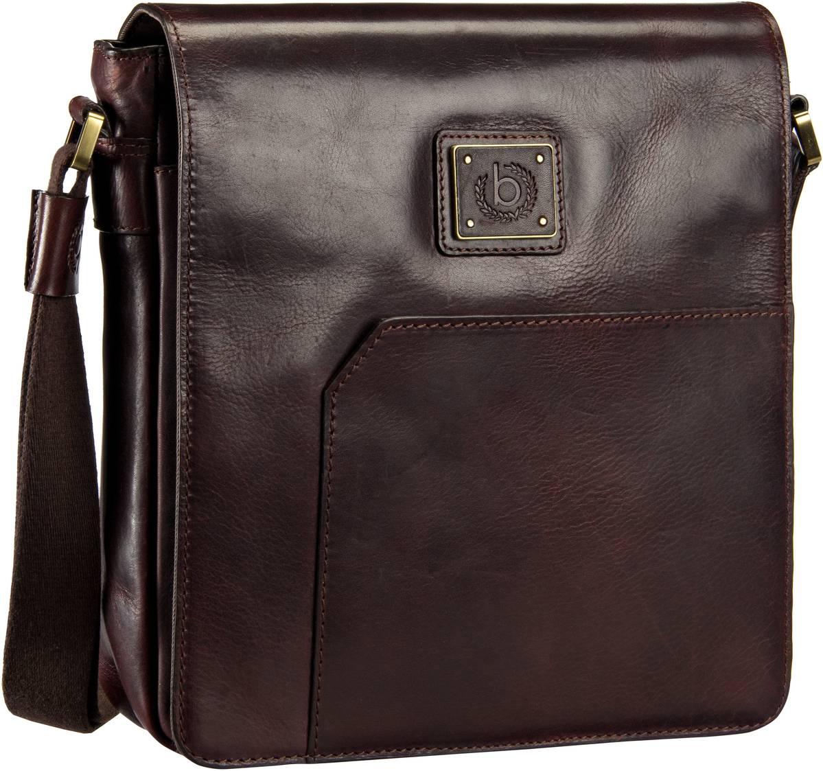 Tocco Messenger Bag Small Braun