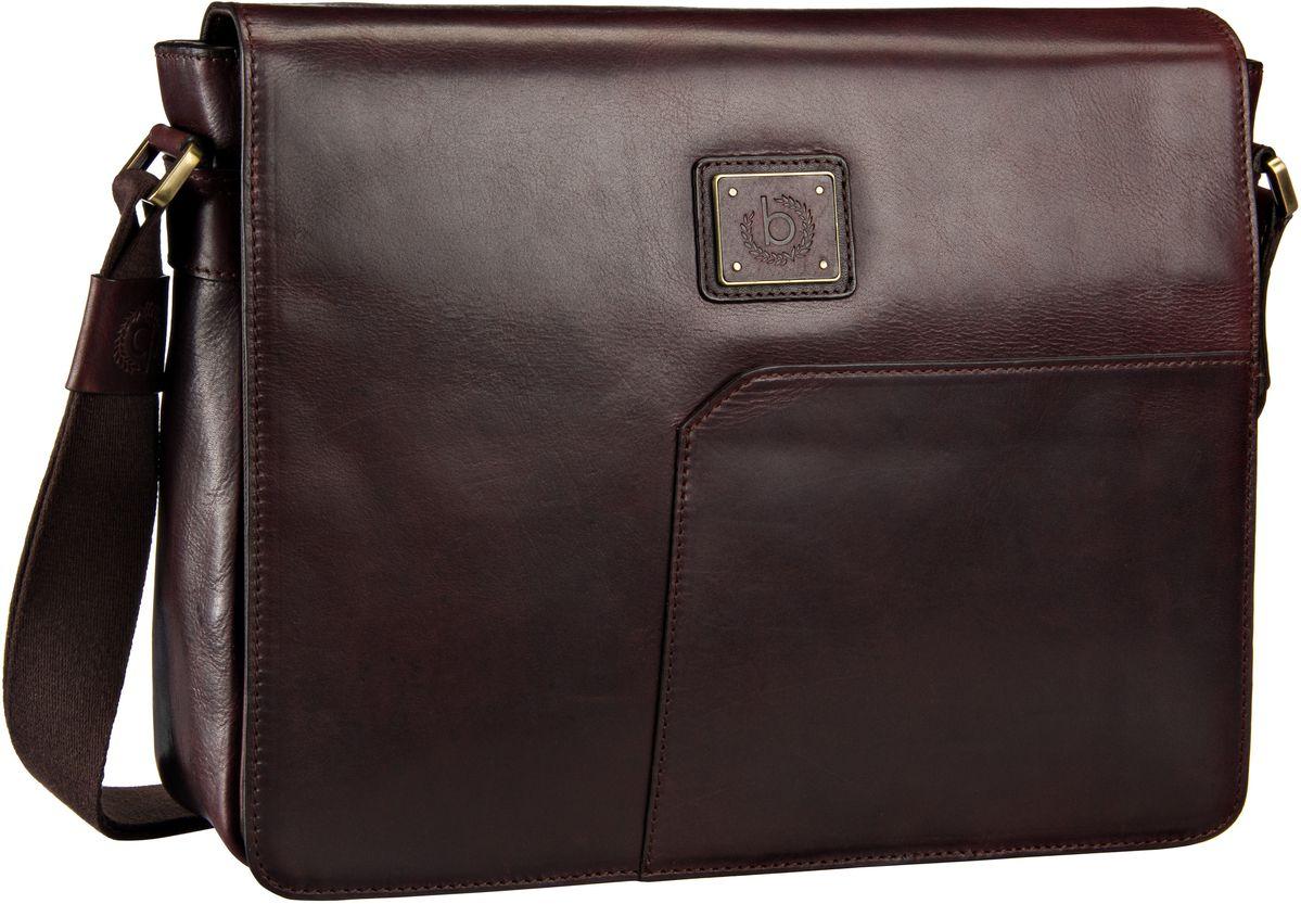 Tocco Messenger Bag Medium Braun
