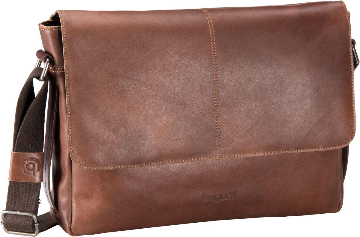 Grinta Shoulder Bag Large Cognac