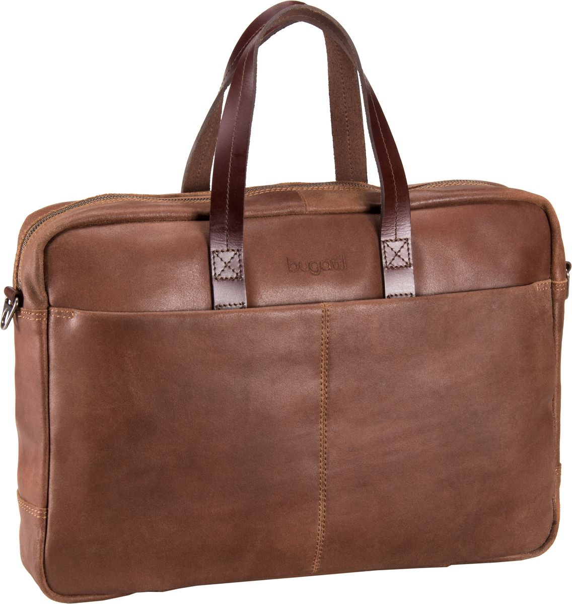 Grinta Brief Bag Medium Cognac